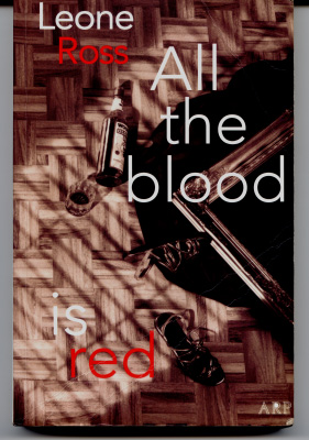 All The Blood Is Red cover